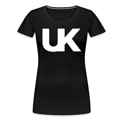 UNDRK EDITION 1 - Women's Premium T-Shirt