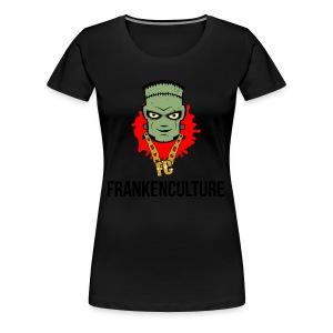 Frankenculture - Women's Premium T-Shirt