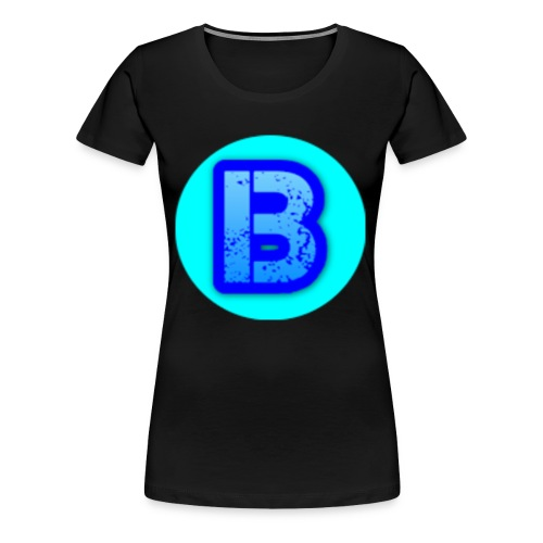 Bananza Logo - Women's Premium T-Shirt