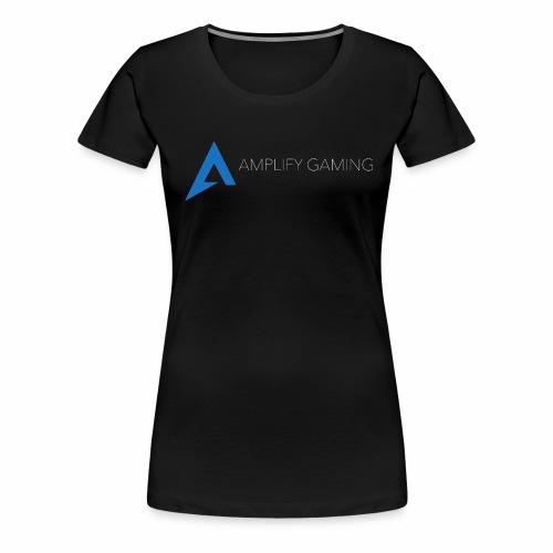 Amplify Gaming - Women's Premium T-Shirt