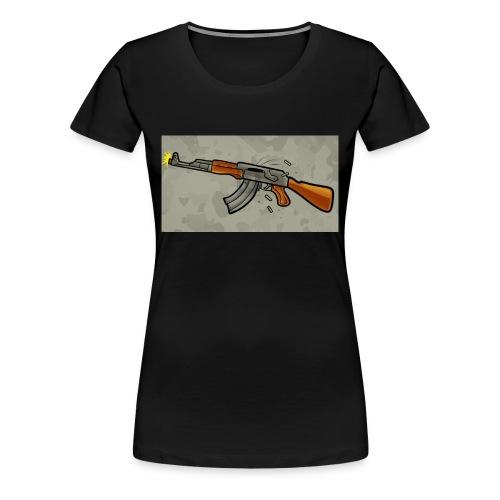 AK47 COLLECTION - Women's Premium T-Shirt