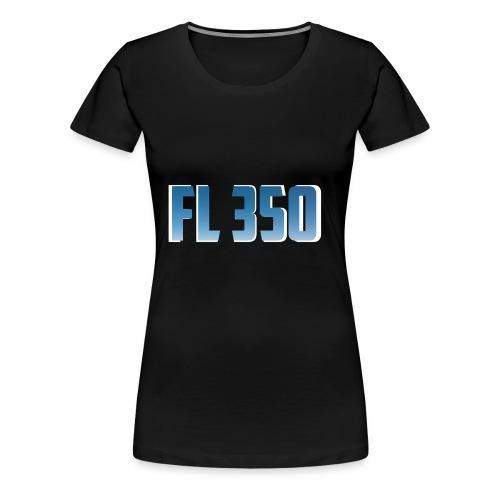 FL350 - T-shirt premium pour femmes