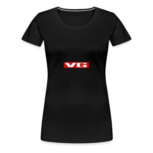 VG - Women's Premium T-Shirt