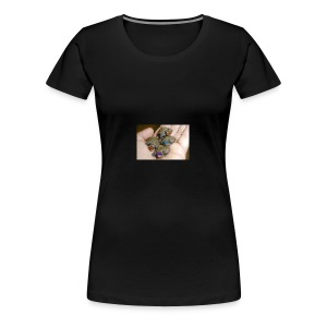 fly2rich - Women's Premium T-Shirt