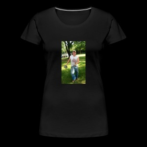 Smiling James - Women's Premium T-Shirt