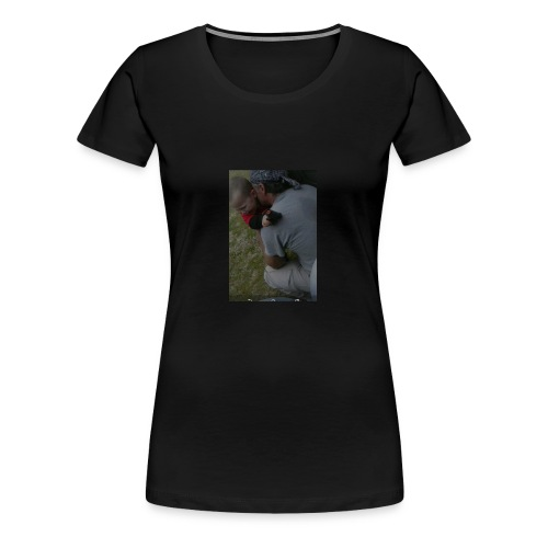Kiddo - Women's Premium T-Shirt