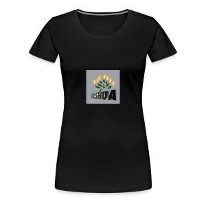LOVING YESHUA MY SAVOIR - Women's Premium T-Shirt