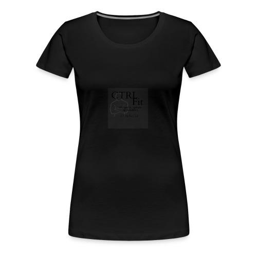 Masculine CTRLFit 1 - Women's Premium T-Shirt
