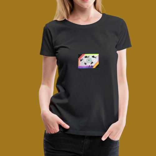 サメ - Women's Premium T-Shirt