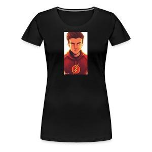 The Flash - Women's Premium T-Shirt