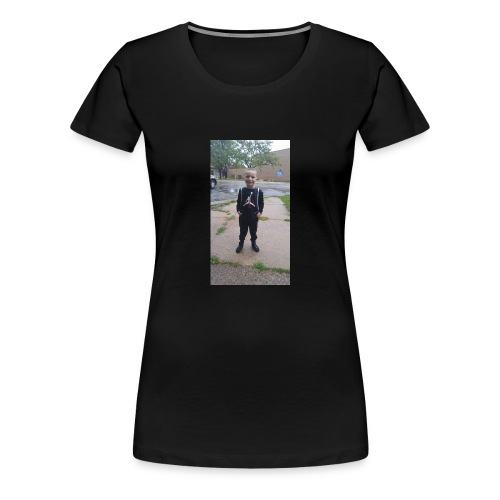Angelo Clifford Merch - Women's Premium T-Shirt