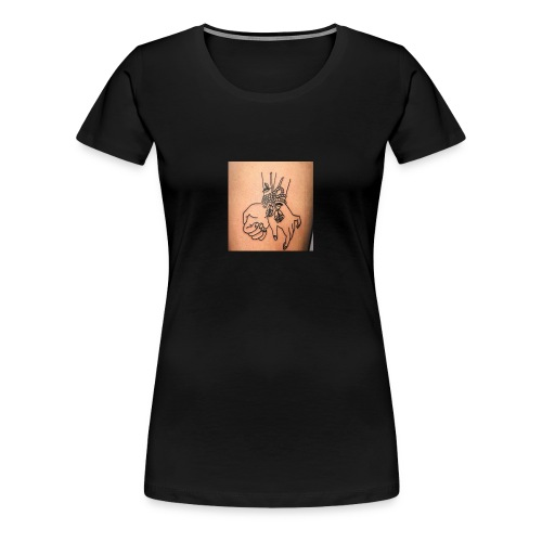 Roses - Women's Premium T-Shirt