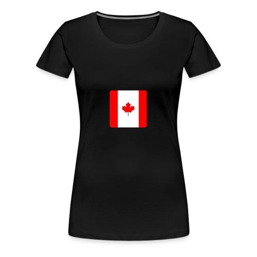 Canada - Women's Premium T-Shirt