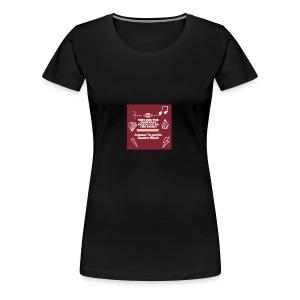 Football Joke - Women's Premium T-Shirt