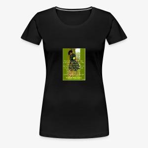 Thank You Lord - Women's Premium T-Shirt