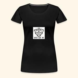 29 - Women's Premium T-Shirt
