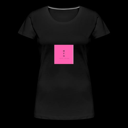 MarketingQueen 4 - Women's Premium T-Shirt