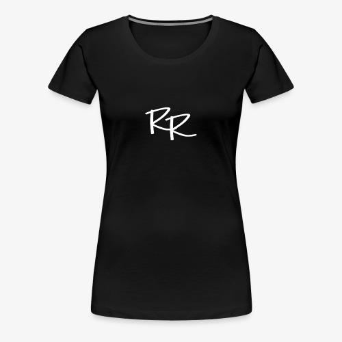 Raymond Rahner - LOGO2 White - Women's Premium T-Shirt