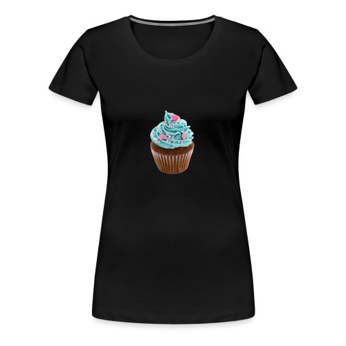 Cupcake mug - Women's Premium T-Shirt