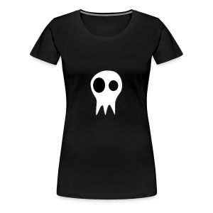 The Grims Skull Logo - Women's Premium T-Shirt