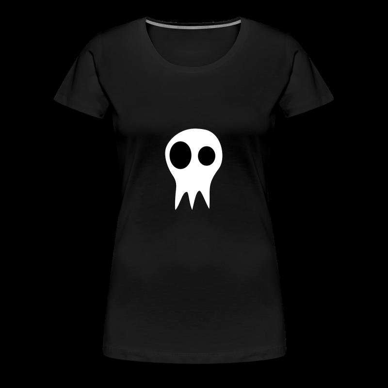 The Grims Skull Logo - Women's Premium T-Shirt