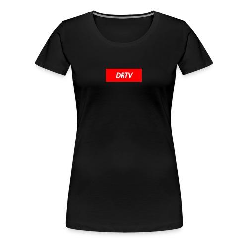 DRTV Supreme MERCH - Women's Premium T-Shirt