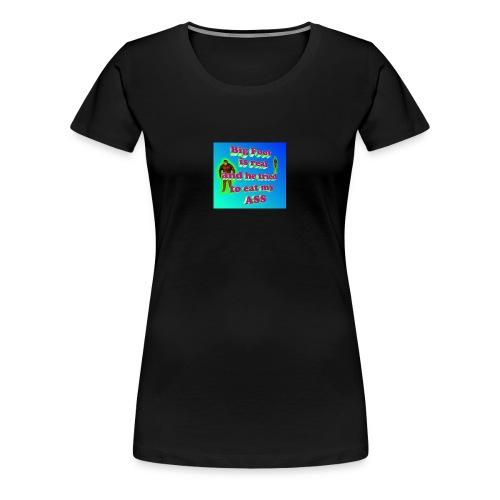 Bifoot cynical arse - Women's Premium T-Shirt