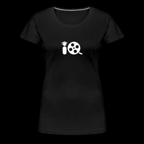 Filmmaker IQ Logo - Women's Premium T-Shirt