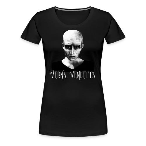 Verna Vendetta Voldey Shirt - Women's Premium T-Shirt