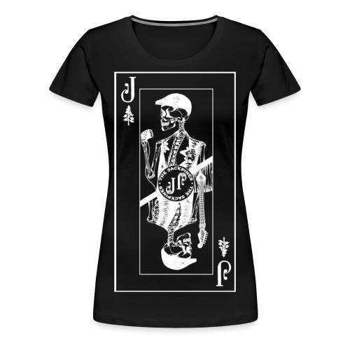 Jack of pines - Women's Premium T-Shirt