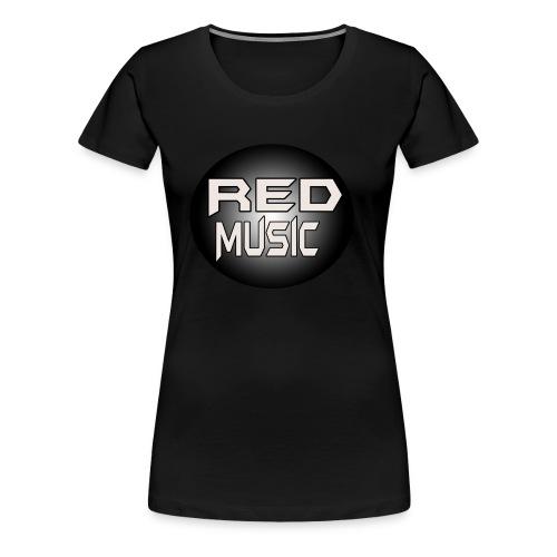 Red Music Logo 2017 - Women's Premium T-Shirt