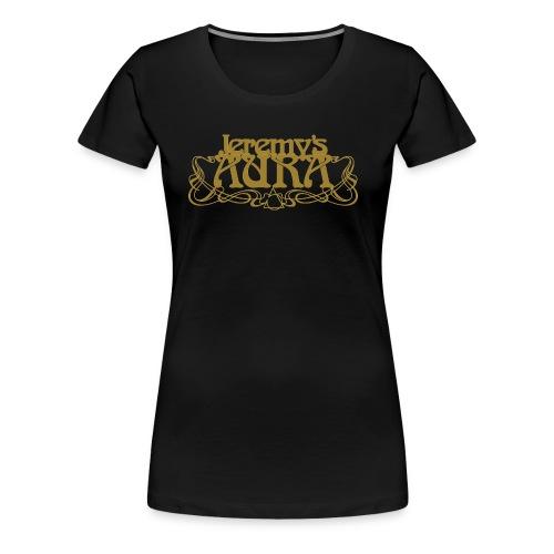 Jeremy's Art Nouveau Logo - Women's Premium T-Shirt