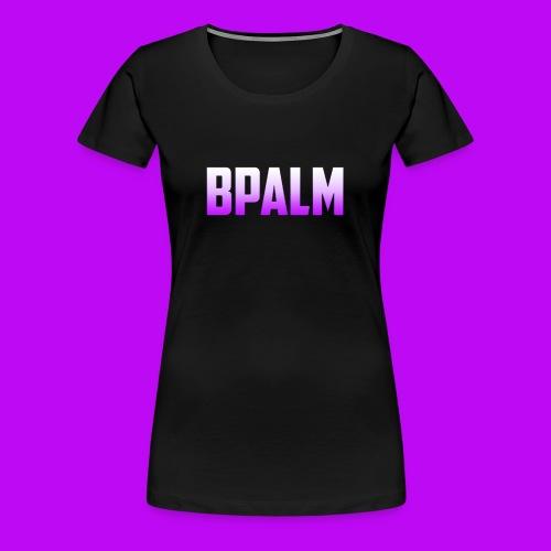 Original BPalm Logo - Women's Premium T-Shirt