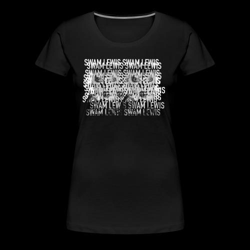 SWAM Shirt Inv - Women's Premium T-Shirt