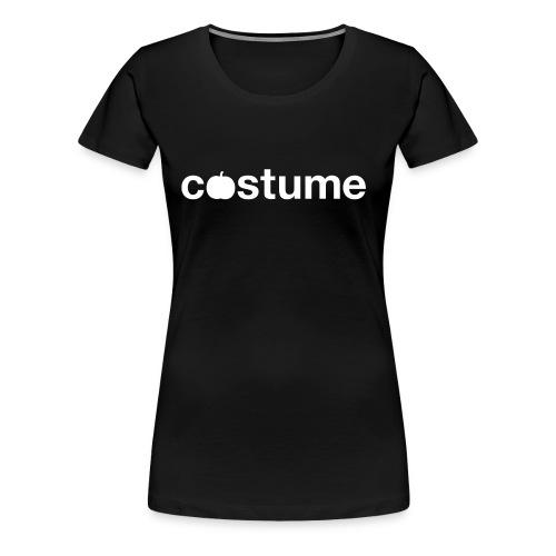 Pumpkin Costume T-shirt - Women's Premium T-Shirt