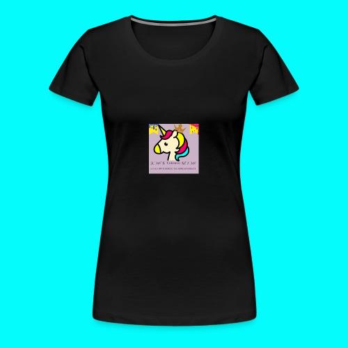 KME'S LOGO - Women's Premium T-Shirt