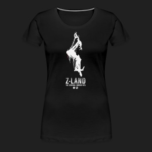 Z-LAND Infected - Women's Premium T-Shirt