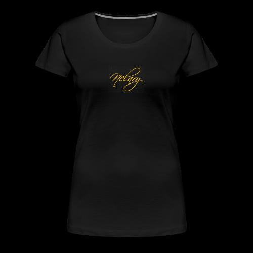 Nelary - Women's Premium T-Shirt