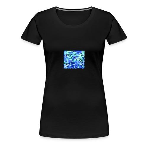 MTP Blue shop preview - Women's Premium T-Shirt