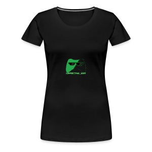 Gamerthug 1209 logo - Women's Premium T-Shirt