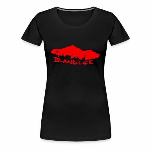 Island Life - Women's Premium T-Shirt