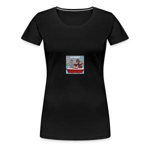 Simpsons lil boat - Women's Premium T-Shirt
