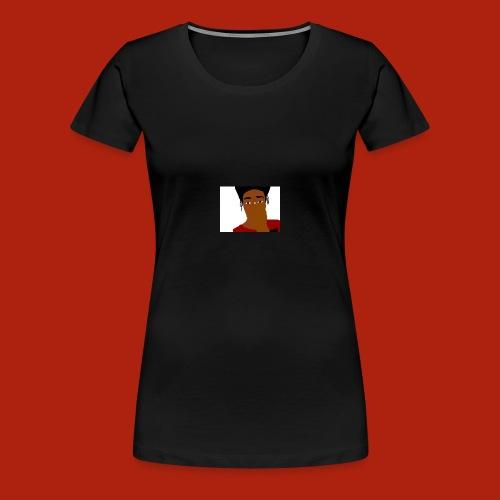 KingKurt's Bad Cartoon - Women's Premium T-Shirt