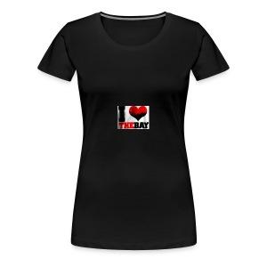 Screenshot 20170603 035106 - Women's Premium T-Shirt
