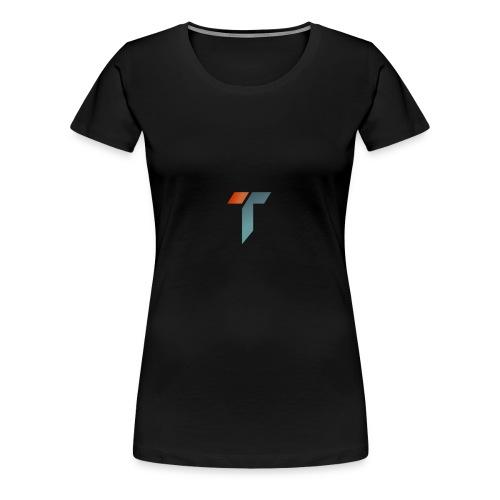 turtlelogo - Women's Premium T-Shirt