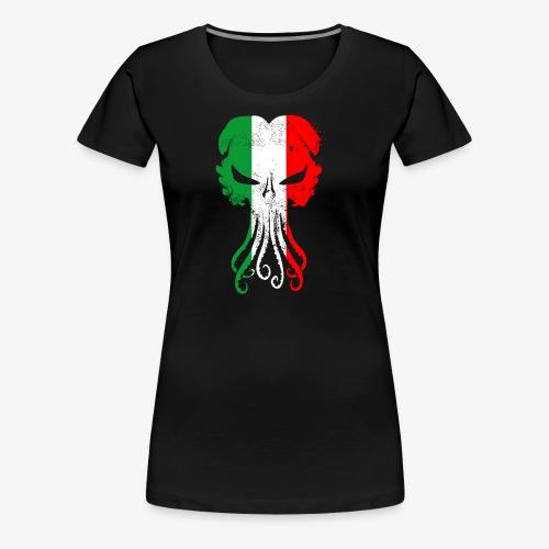 cthulhu Italy - Women's Premium T-Shirt