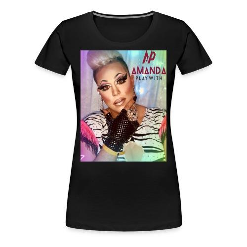 Amanda Playwith Tshirt - Women's Premium T-Shirt