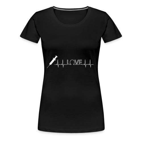 Nurse Tshirt - Women's Premium T-Shirt