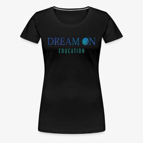 Women's Classic Black Apparel. - Women's Premium T-Shirt