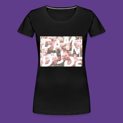 Damn Dude First edition - Women's Premium T-Shirt